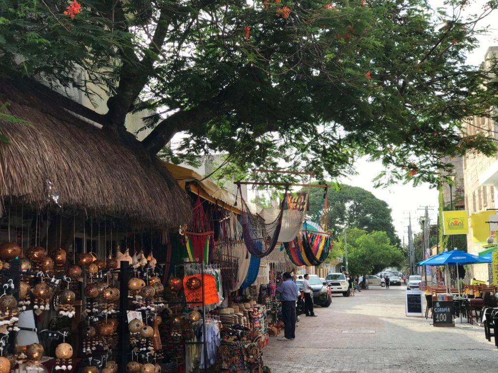 Mexican Street Market