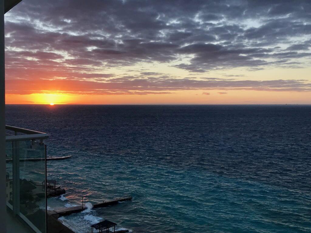 westin-cozumel-sunset