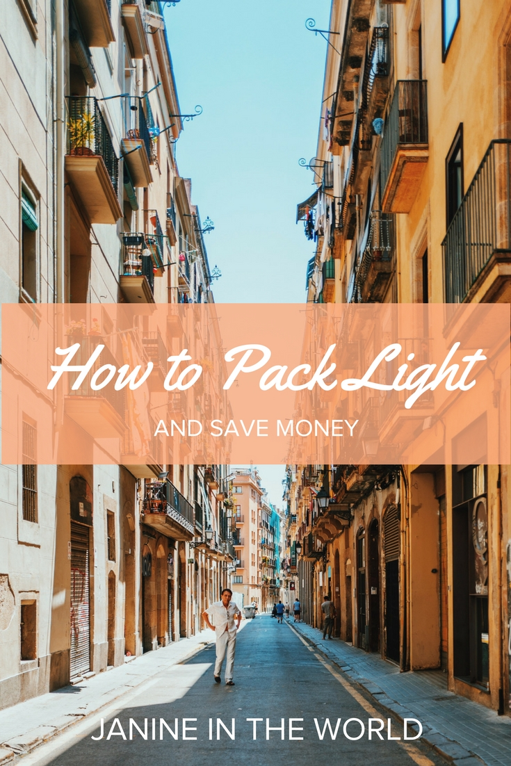 Packing light for a trip is one of the best ways to cut travel expenses. I saved $300 in baggage fees in the past year just by mastering carry on packing! Here are my best carry on packing tips! #travel #packingtips #carryon #traveltips #travelhacks #travel #budgettravel