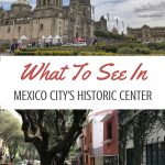 Mexico City's centro histórico is a fascinating neighborhood in the heart of the city. It is filled with historically significant sites and buildings. You could easily spend a week exploring there! Read on for some of my favorite spots to visit in Mexico City's centro histórico. #mexico #mexicotravel #mexicocity