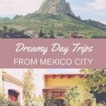 These dreamy day trips from Mexico City are perfect for soaking up Mexican culture at a slower pace. From the silver mines of Taxco, to the Pueblos Mágicos of Querárto, whatever you want in a day trip you're sure to find on this list!