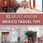 32 must know travel tips for Mexico