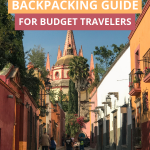 This guide to backpacking Mexico on a budget will help you make the most of your trip. Inside you'll find everything you ever wanted to know (and more) about how to plan your budget, transportation, itinerary, and beyond! #mexicotravel #mexico #backpacking #budgettravel