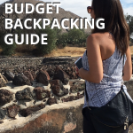 Mexico Budget Backpacking Guide
