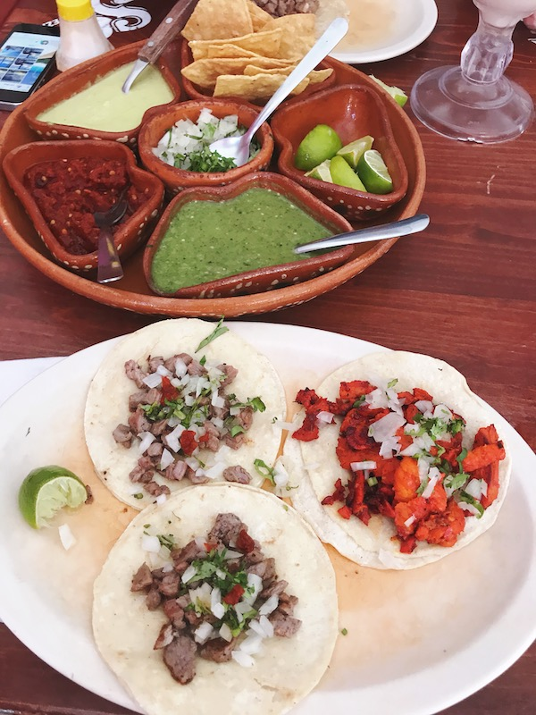 tacos are a great way to eat cheap in Mexico