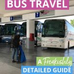 Bus travel is one of the best ways to see Mexico, especially if you're on a budget. Click through to learn all the ins and outs of bus travel in Mexico. #mexicotravel #mexico #budgettravel #traveltips #solotravel
