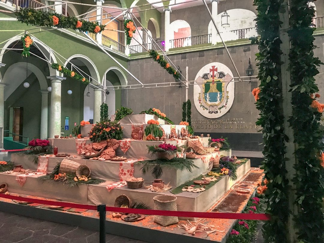 Dia de Muertos is one of Mexico's most famous holidays
