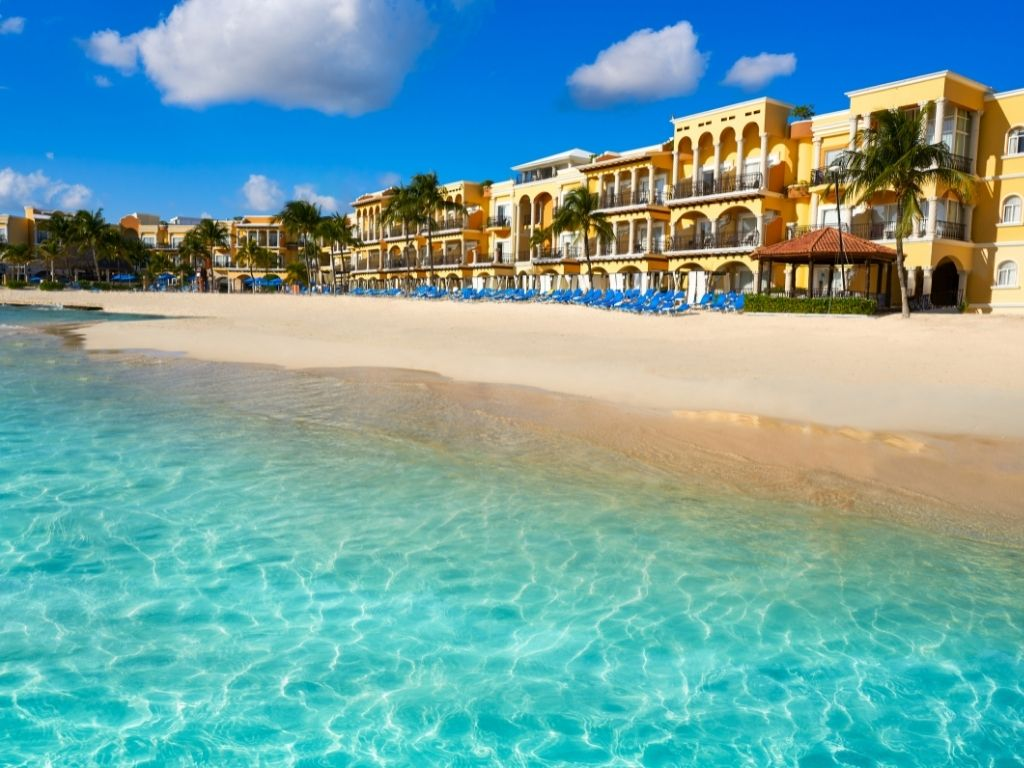 playa del carmen has all kinds of incredible resorts on offer