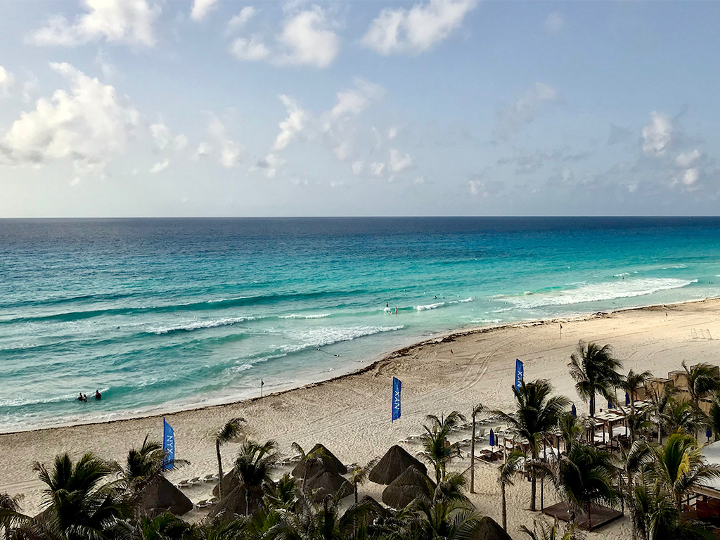 Many of the best places to stay in Playa del Carmen are located within walking distance of the beach
