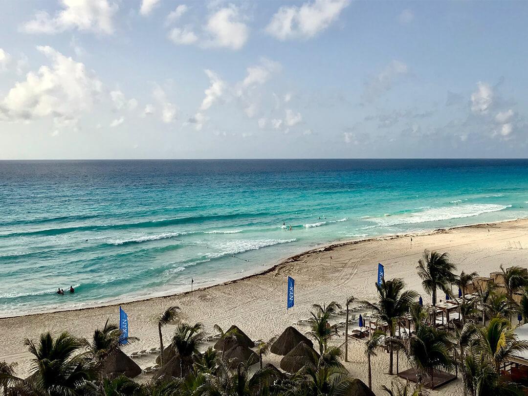 Playa del Carmen has no shortage of amazing beach resorts!