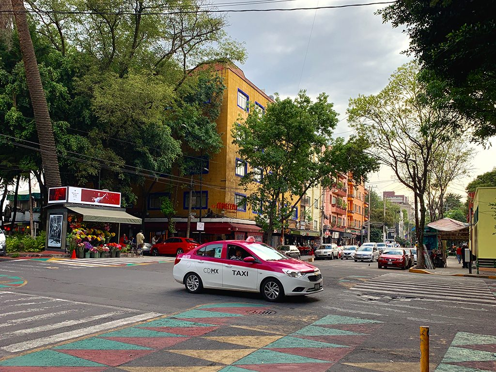 If you only have 4 days in Mexico City, base yourself if the central Condesa neighborhood