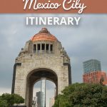 Essential Mexico City Itinerary