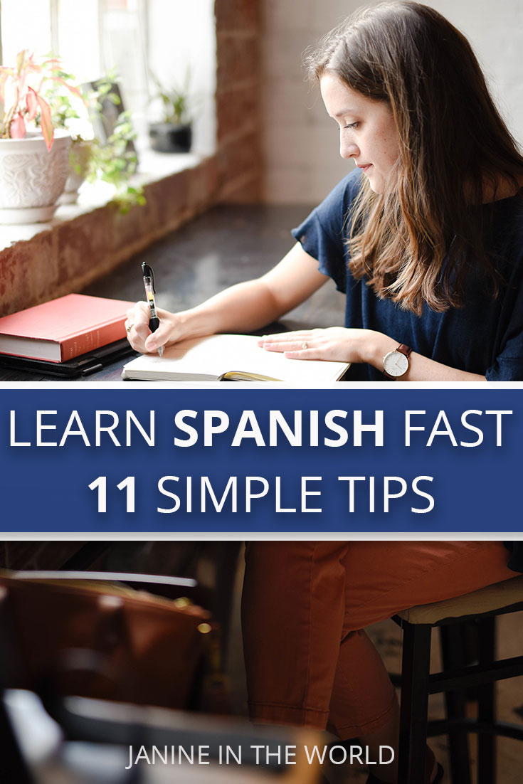learn spanish fast with these 11 simple tips