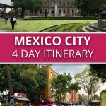 Mexico City: The Perfect 4 Day Itinerary