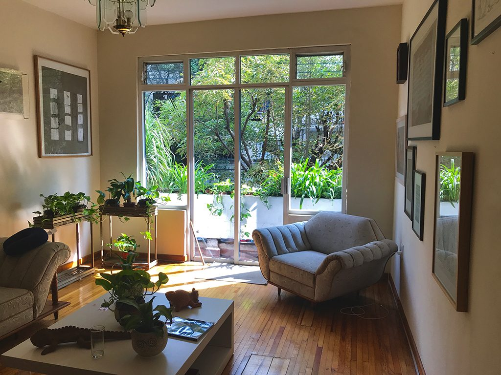 Airbnb is a great way to find a safe and budget friendly place to stay in Mexico City