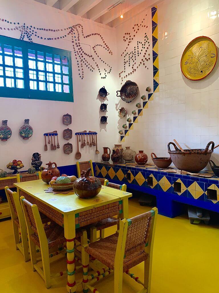 Frida Kahlo's Casa Azul deserves a spot on your Mexico City itinerary