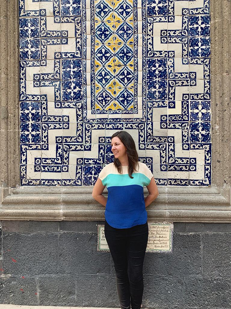 Casa de los Azulejos, Mexico City