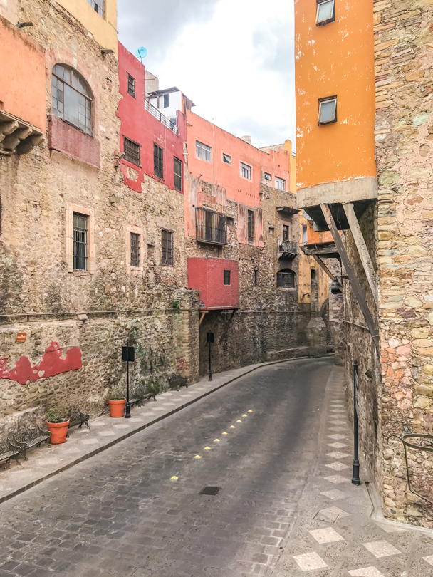 The Guanajuato tunnels give the city a medieval vibe!