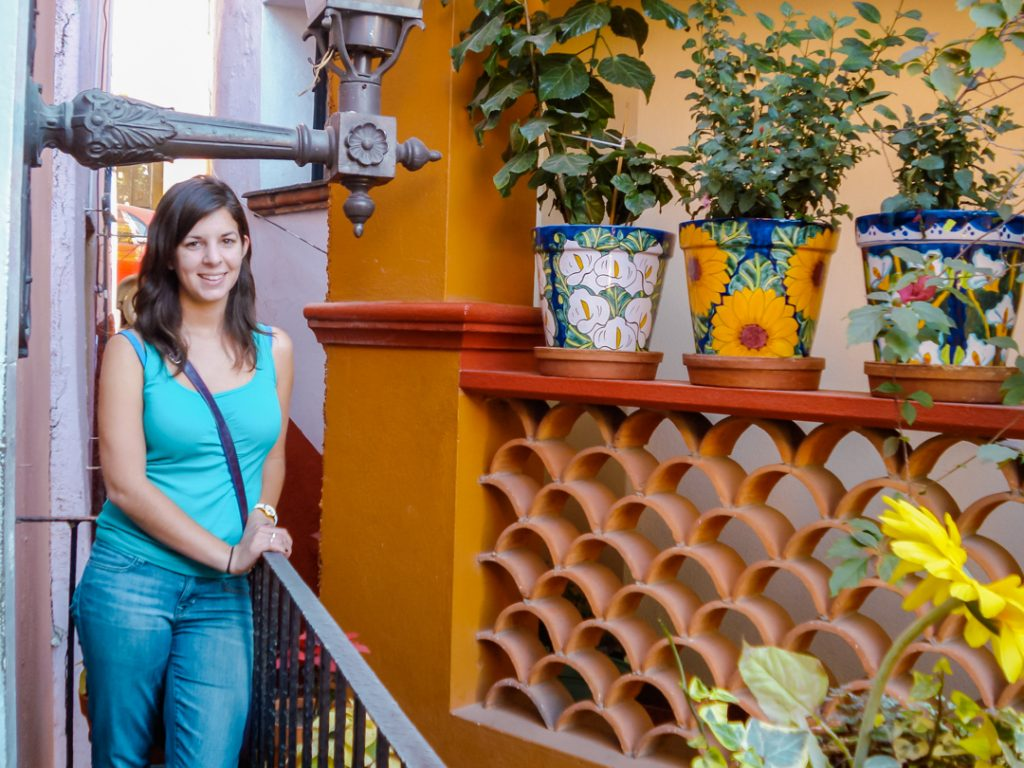 The Callejon del Beso is one of the most popular things to do in Guanajuato, Mexico