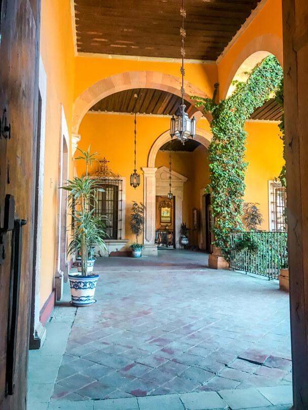 Ex Hacienda San Gabriel Barrera, Guanajuato