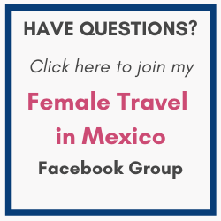female travel in mexico facebook group