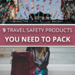 9 travel safety products for women
