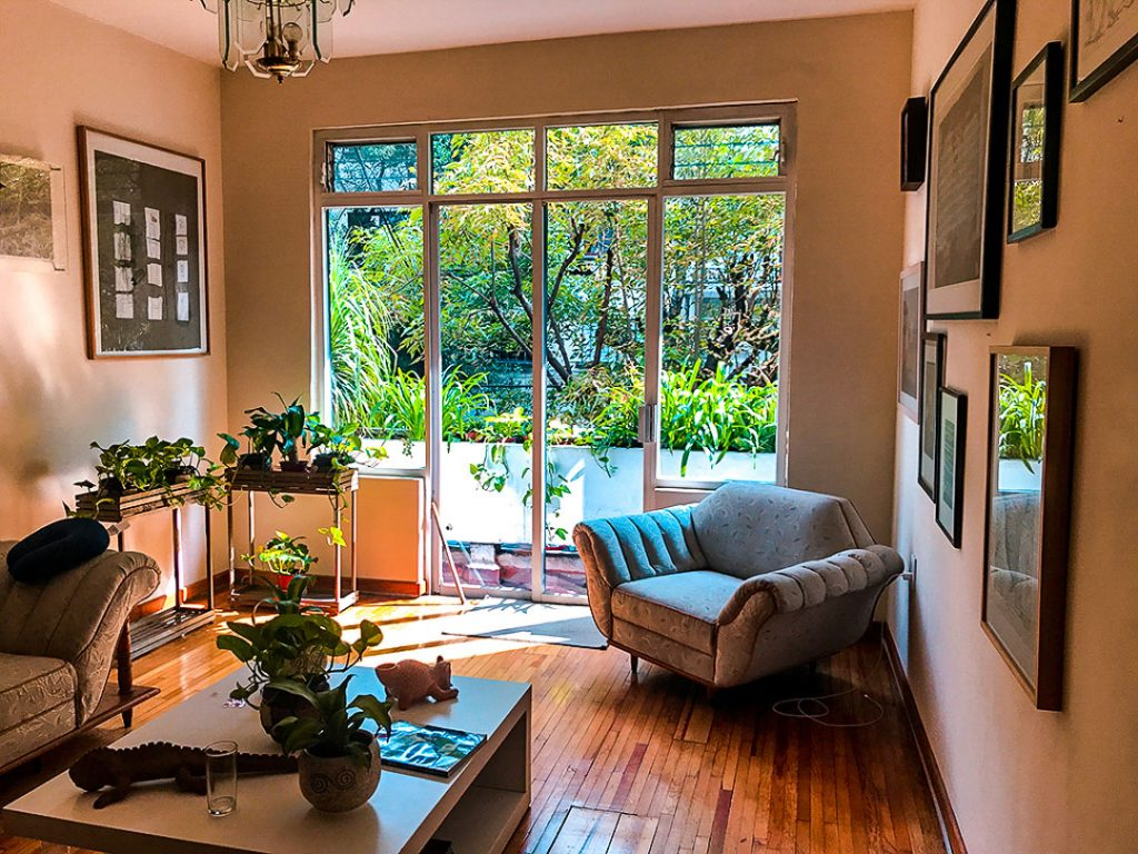 Where to Stay in Mexico City: charming airbnbs in condesa