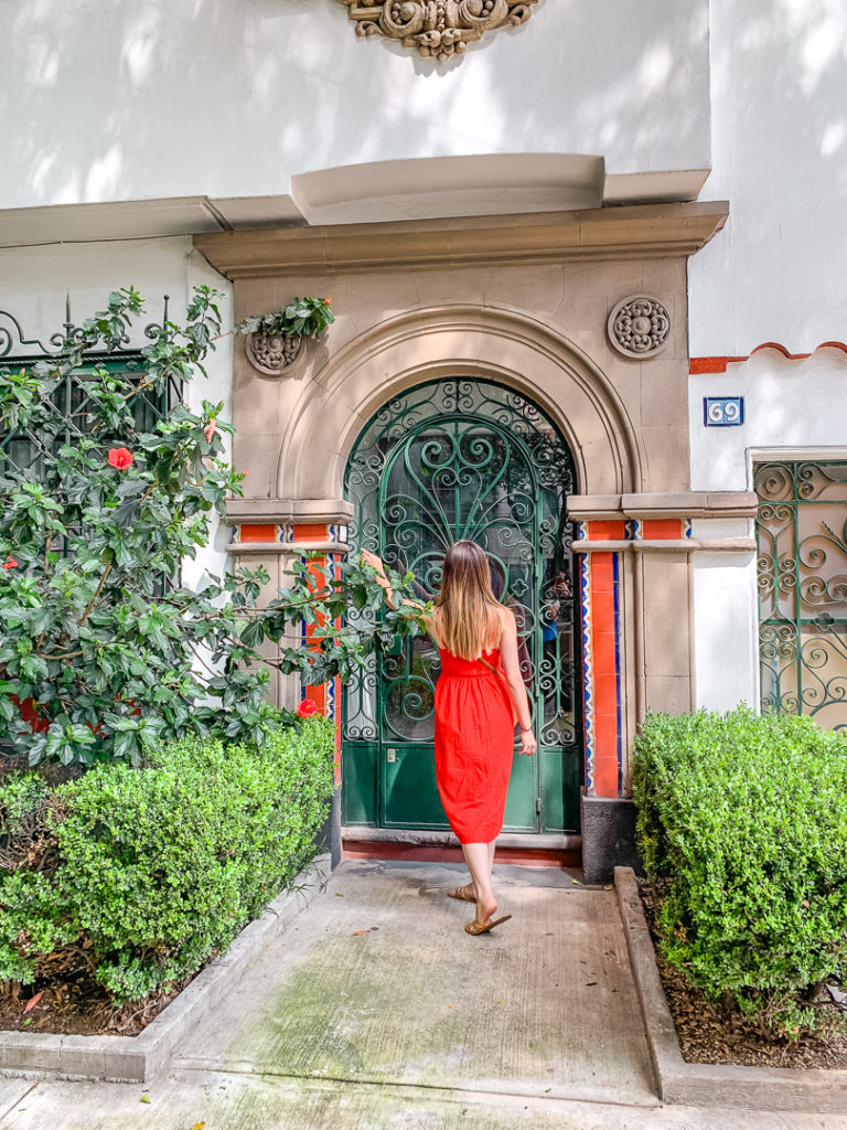 Mexico City's Condesa is full of incredible architecture