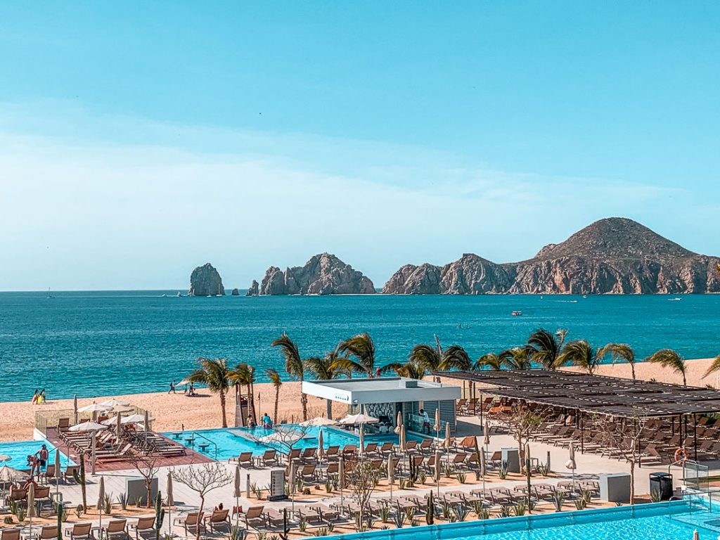 Cabo San Lucas is famous for it's incredible rock formations.