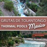 Grutas de Tolantongo Thermal Pools in Mexico