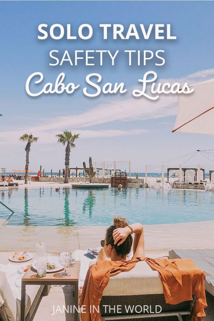 Cabo San Lucas Safety Tips