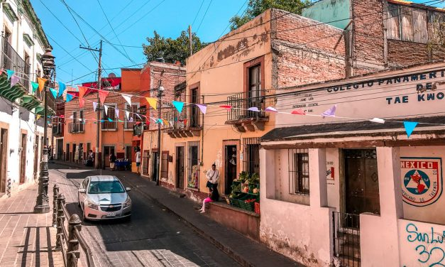 How to Get From Mexico City to Guanajuato Safely