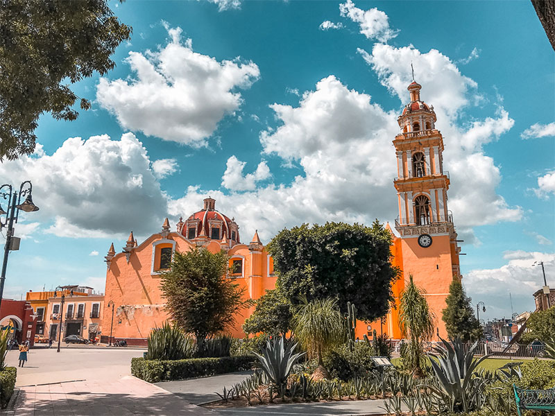 A southern Mexico backpacking route will take you through the states of Puebla and Oaxaca.