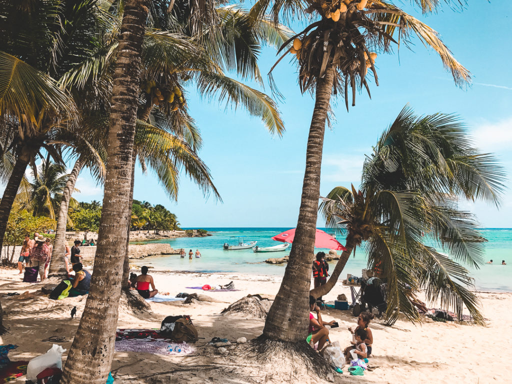 Akumal is one of Mexico's most peaceful beaches