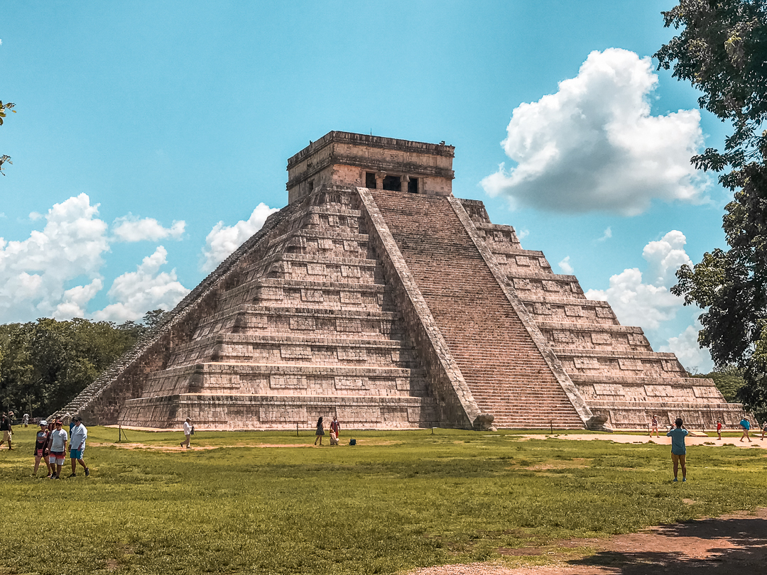 Chichen Itza is one of Mexico's most popular destinations