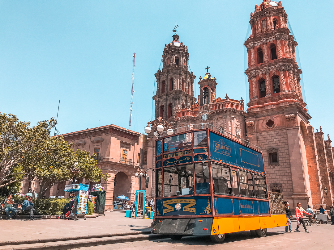 San Luis Potosi is an off the beaten path destination in Mexico