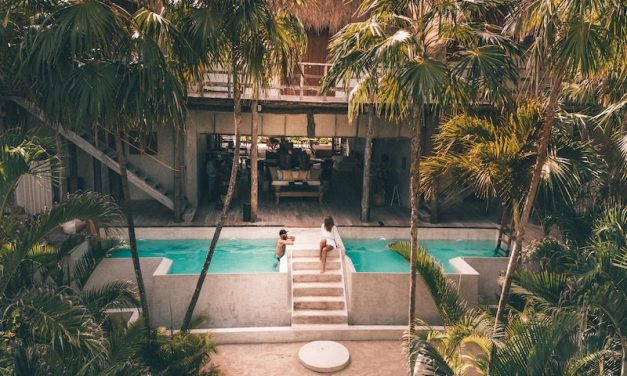 9 Incredible Beachfront Airbnbs in Playa del Carmen, Mexico