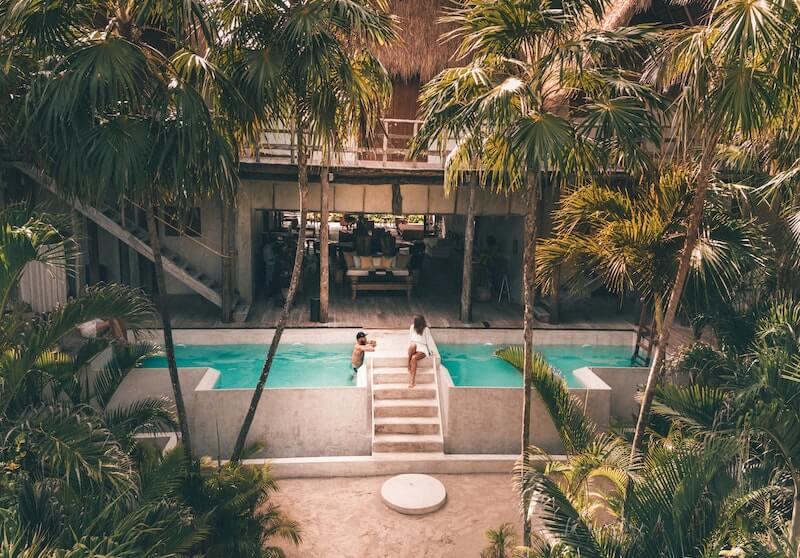 9 Incredible Beachfront Airbnbs in Playa del Carmen, Mexico