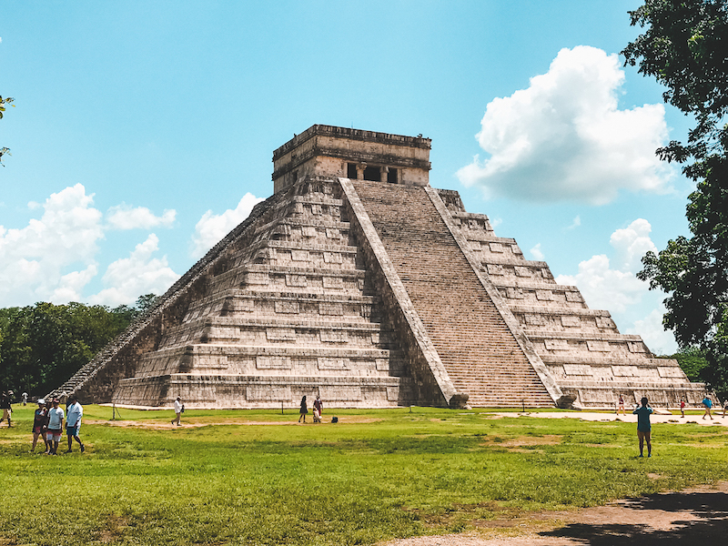 Chichen Itza makes a great day trip from Valladolid