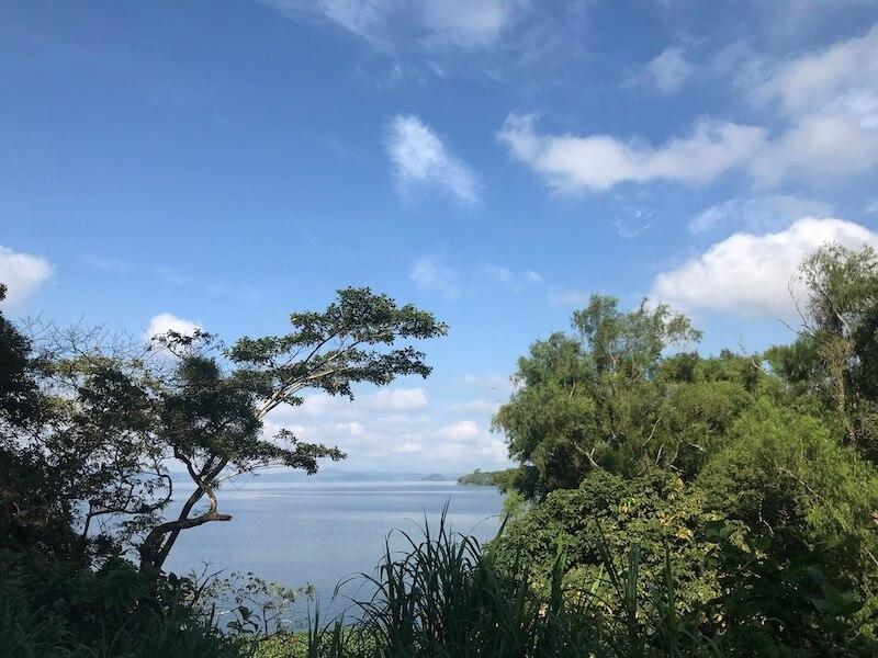 Laguna de Catemaco, Veracruz, Mexico