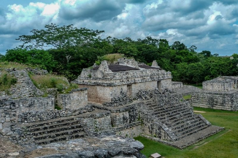 Ek Balam Ruins, Yucatan, Mexico