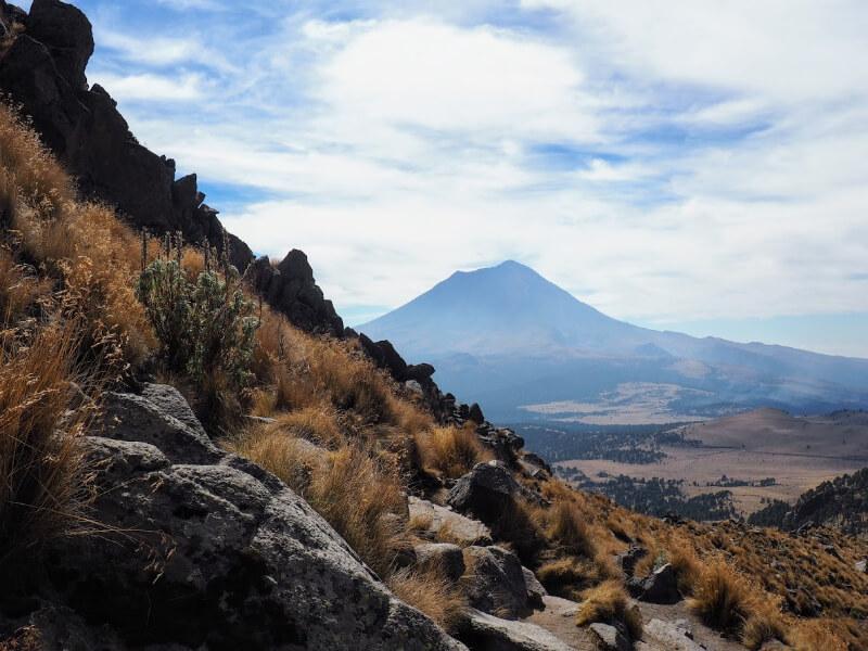 Iztaccihuatl - Popocatépetl National Park, Mexico