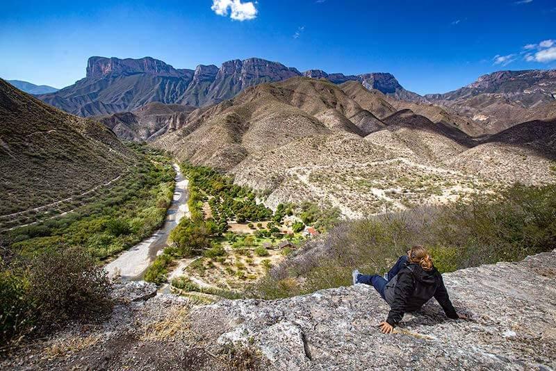 Sierra Gorda, Mexico