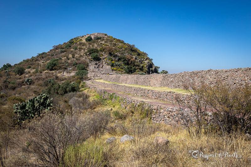 Tetzcotzinco Aztec Ruins