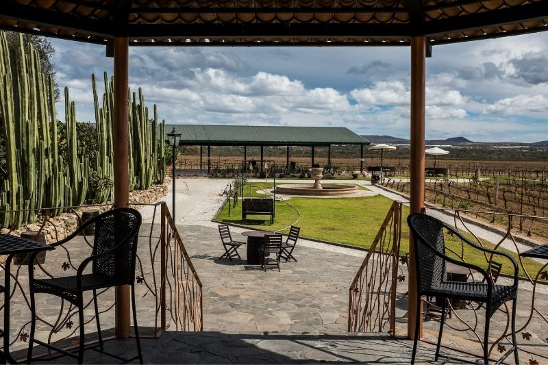 Queretaro's wine region is a great way to get off the beaten track from Mexico City.