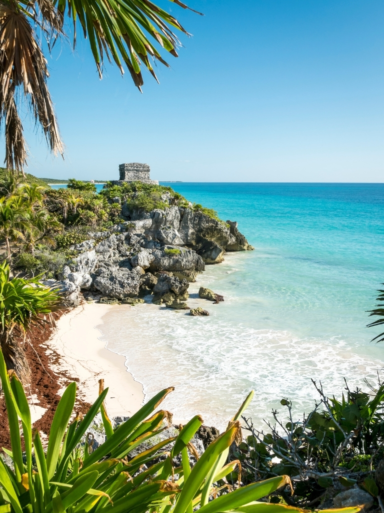 cenote dos ojos is conveniently located just a few minutes from the tulum ruins