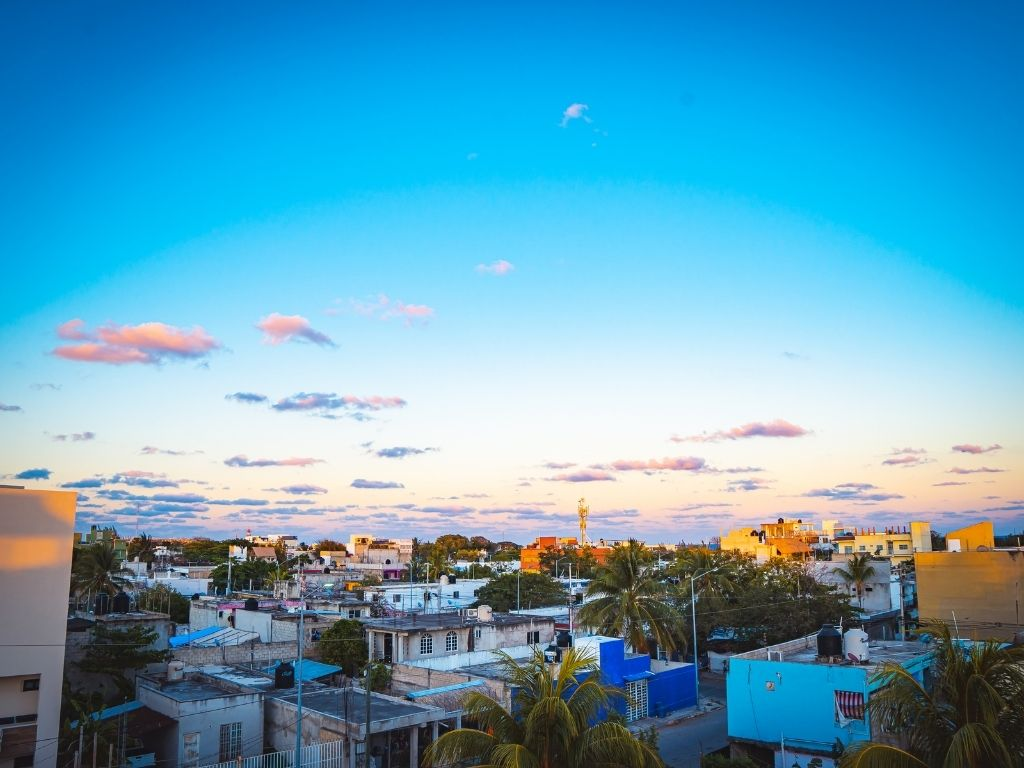 playa del carmen has lots of budget-friendly accommodations
