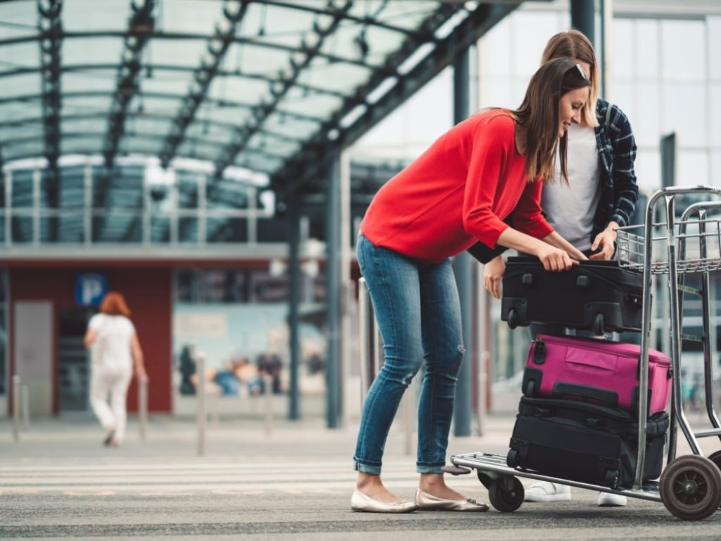 it's safe to check your luggage on ADO buses in Mexico